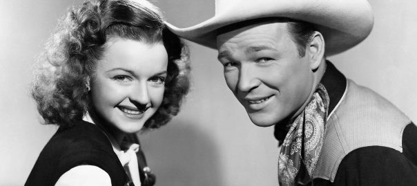 Dale Evans and Roy Rodgers
